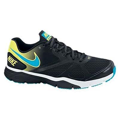 New Nike Dual Fusion TR IV Black/Volt Mens 10.5