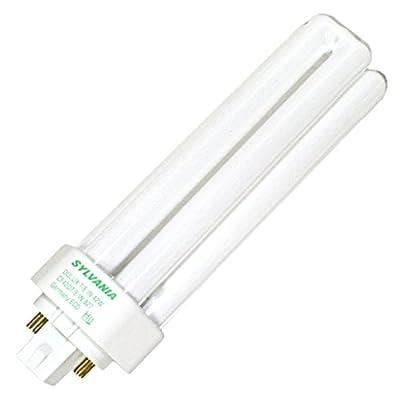 (10 Pack) Sylvania 20871 CF42DT/E/IN/835/ECO 42-Watt 3500K 4-Pin Triple Tube Compact Fluorescent Lamp