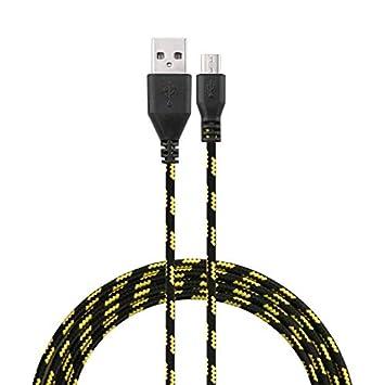 Shot Case Cable Trenza para Mando Playstation 4 PS4 Universal ...