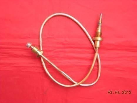 Principal Allure Brava 2 para pulsera Decor Esquire ASD rejilla para fuego de Gas termopar 786/9641: Amazon.es: Hogar