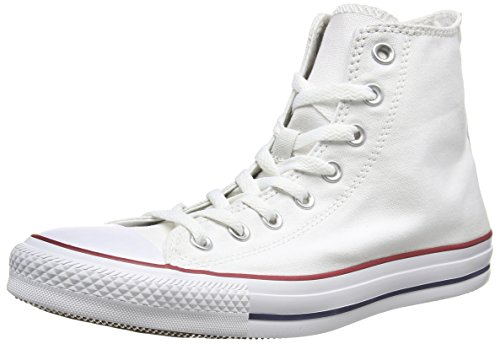 Converse White White All Sneaker Taylor Optical Chuck Hi Top Optical Unisex Star prqw8Zx1p