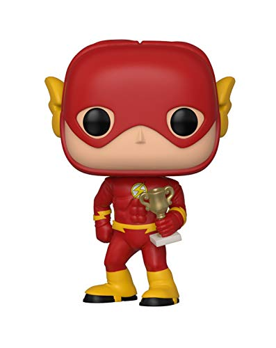 Amy Big Bang Theory Halloween (Funko Pop! Big Bang Theory: Sheldon Cooper As The Flash #833 - Shared SDCC)