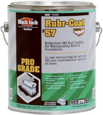 GARDNER-GIBSON 6080-9-34 Series 3.6QT Rubb Roof Coating