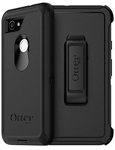OtterBox Defender Series Case for Google Pixel 2 XL (ONLY) - Black
