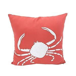 41km0Zx24EL._SS300_ 100+ Nautical Pillows & Nautical Pillow Covers