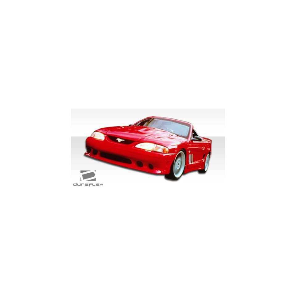 Extreme Dimensions 110224 Extreme Dimensions   1994 1998 Ford Mustang Polyurethane Colt Body Kit