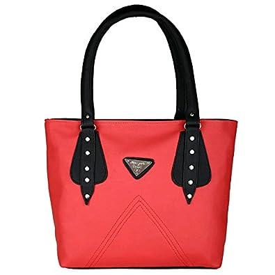 Typify Casual Shoulder Bag Women   Girl s Handbag (Red)  Amazon.in ... 235caaf7d6