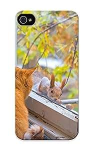Design For Iphone 6 plus 5.5 Premium Tpu Case Cover Animal Cat Protective Case