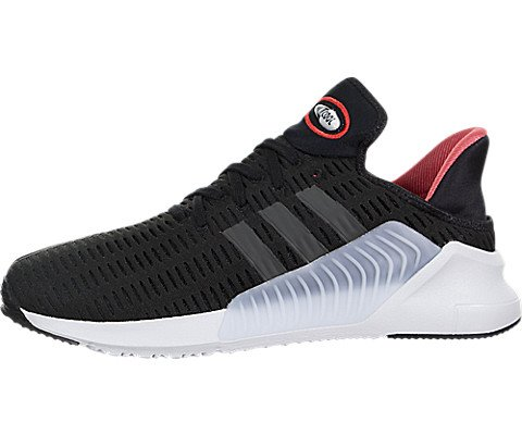 1118c5ea0f2c81 Galleon - Adidas Originals Men s Climacool 02 17 Core Black Utility Black Footwear  White 9.5 D US