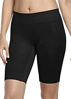 6fe3c172ee751 Jockey® Skimmies Short Length Slipshort Black  Amazon.co.uk  Clothing