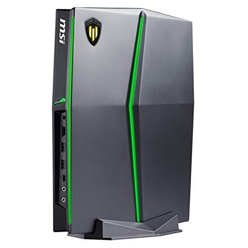 MSI Vortex W25 8SK-085XES - Ordenador Workstation (Intel Core i7-8700, 16GB RAM, 256GB SDD + 1TB HDD, Nvidia Quadro P3200 de 6 GB, sin Sistema operativo) Gris