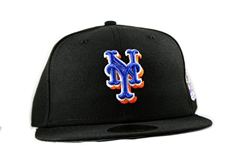 (New Era Ny Mets 2000 Subway Series Fitted Cap)