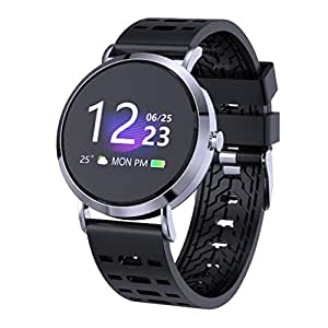 Amazon.com: NOMENI Fitness Tracker Smart Watch IP68 ...