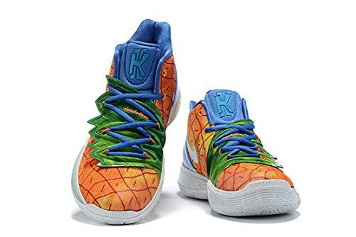 Mens Basketball Shoes Kyrie 5 PE Sneaker Shoe Zoom Training Shoe
