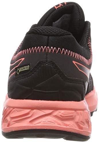 Femme tx 020 sonoma Grey G Running Asics 4 De Chaussures Compétition dark Multicolore Gel papaya HwxCA
