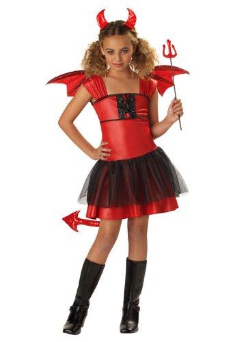 [California Costumes Toys Devil Darling, Medium Plus] (Cute Devil Costumes Girls)