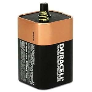 alcalinas Coppertop linterna recargable, 6V