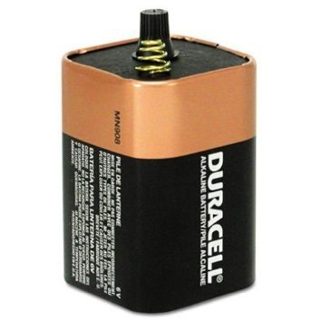 2-pack Duracell MN908 6V Alkaline Battery