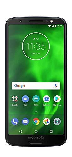 Motorola Moto G6 MOTXT192512 - 32GB - (Verizon) Smartphone - BLACK - (Renewed)