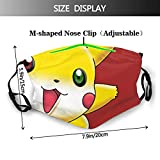 3D Breathable Mouth Masks Anime Halloween Cosplay