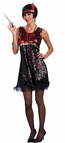Razzle Dazzle Flapper Costume - Womens Std.