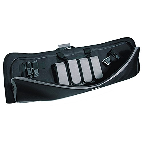 UTG Gewehrtasche Homeland Secuity 42 ZollCovert Gun Case, Schwarz, PVC-MC42B