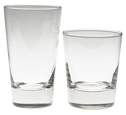 Heavy Base Tumblers (Set of 16)