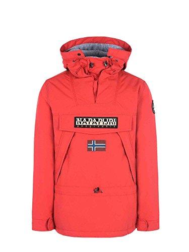 Red Skidoo Napapijri nbsp;– sparkling Da nbsp;giacca Sci Rosso Colore T8UqF68