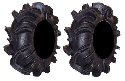 Pair of Gorilla Silverback (6ply) ATV Mud Tires 30x9-14 (2)