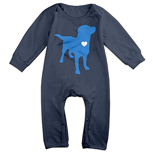 TYLER DEAN Baby Boy Bodysuits Husky Dog Cliparts Kid Pajamas -