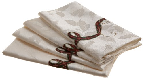 Lenox Holiday Nouveau Napkin 4-Pack, ()