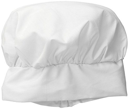Jacobson Hat Company Men's Chef Hat - Elastic Back, White, Adult for $<!--$3.08-->