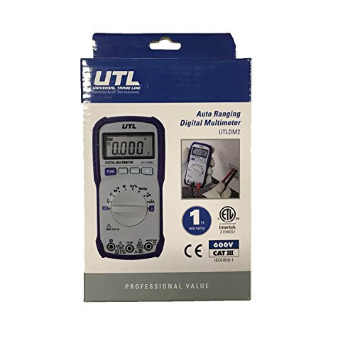 Hearth Products Controls (HPC UEi Digital Multimeter (530)