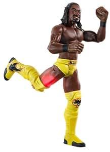 Figura WWE - Flexforce Lightning - Kofi Kingston