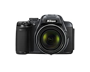 Nikon COOLPIX P520 18.1 MP CMOS Digital Camera with 42x Zoom Lens and Full HD 1080p Video (Dark Grey) (OLD MODEL)