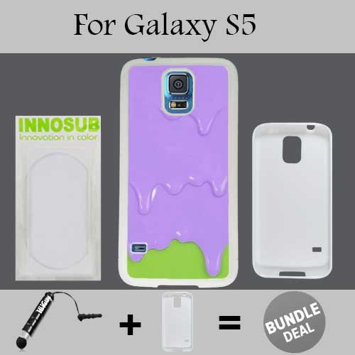 galaxy s5 melting ice cream case - 4