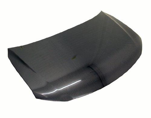 VIS Racing 11SNTC2DOE-010C - Scion Tc 2Dr Oem Carbon Fiber Hood - 2dr Vis Carbon Fiber Hood