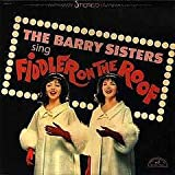 The Barry Sisters Sing Fiddler On The Roof (Vinyl LP)