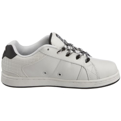 Globe - Zapatillas de skateboarding White/Black Cheques