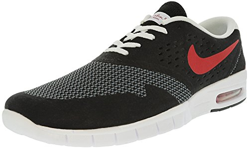 Nike Eric Koston 2 Max, Chaussures de Skate Homme, Rouge, Taille Black/University Red