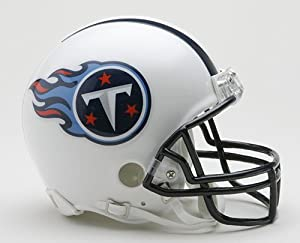 Tennessee Titans Riddell Mini Football Helmet - New in Riddell Box