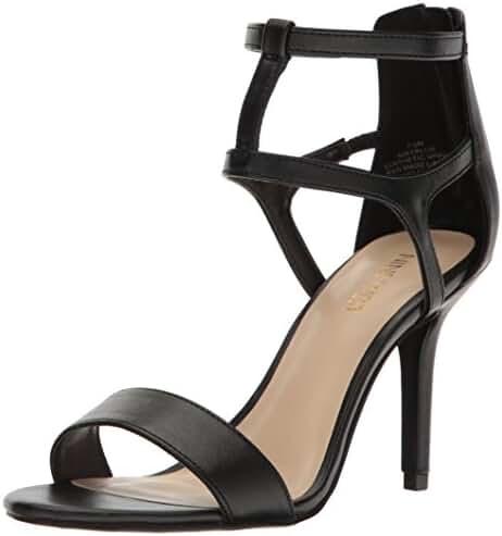 Nine West Women's Alija Leather Dress Sandal