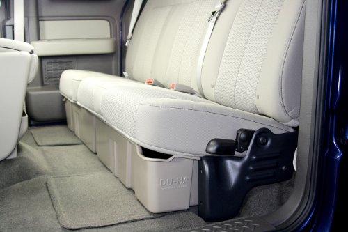 DU-HA Under Seat Storage Fits 09-14 Ford F-150 Supercab, ...