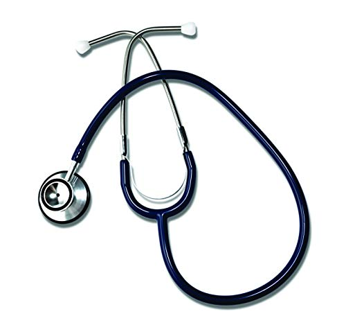 (Grafco Dual Head Stethoscope, Blue, 400BL)