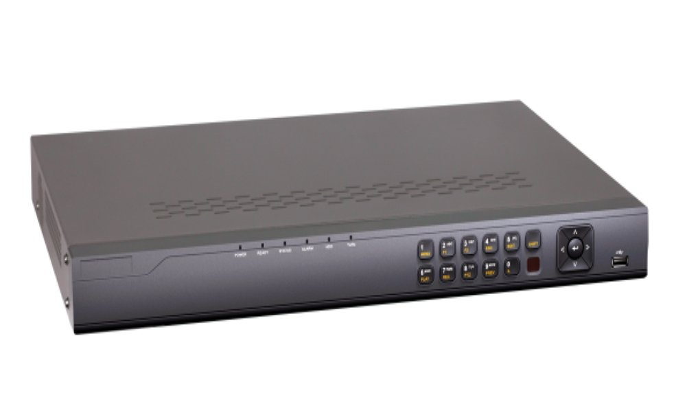 LTS Security ip security camera recorder NVR 4- channel