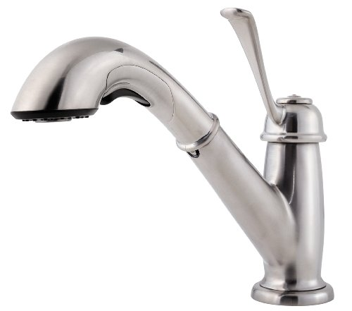 pfister-lf5385lcs-bixby-1-handle-pull-out-kitchen-faucet-stainless-steel-18-gpm