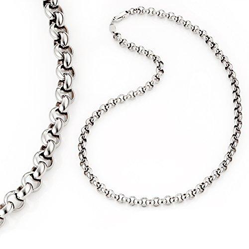 La Jolla Titanium Necklace - Heavy Metal I by La Jolla