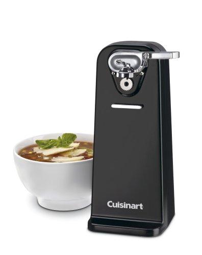 Cuisinart CCO-50BKN Deluxe Electric Can Opener, Black