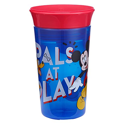 Mickey Mouse Cups (The First Years Disney Simply Spoutless Cup, Mickey Mouse, 9)
