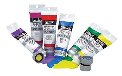 Liquitex Professional Soft Body Acrylic Paint